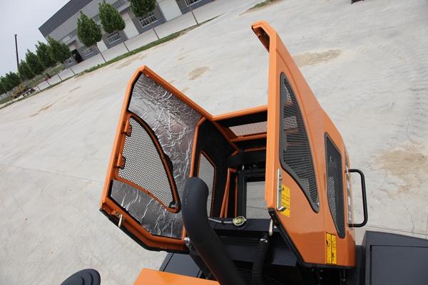 英轩重工YX635装载机