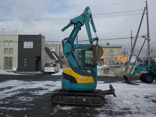 久保田rx-303sg挖掘机图片